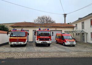 Fahrzeuge der Feuerwehr Albisheim