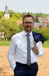 VG Bürgermeister Steffen Antweiler