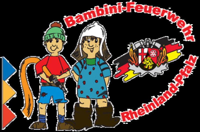 Logo Bambini Feuerwehr Rheinland-Pfalz