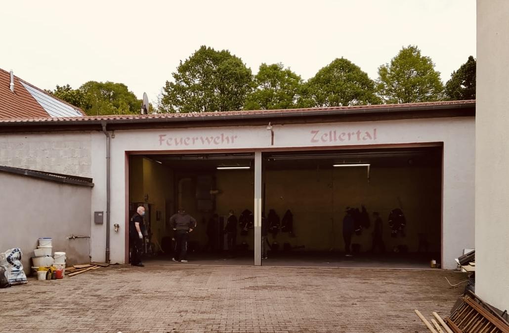Feuerwehrhaus Zellertal